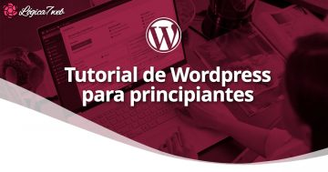 Tutorial de WordPress para principiantes