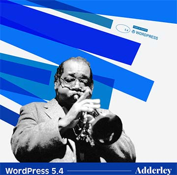 Wordpress 5.4 Adderley