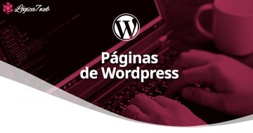 Páginas de WordPress