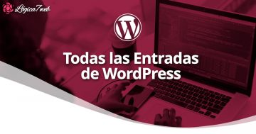 Todas las Entradas de WordPress