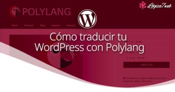 como traducir wordpress con polylang