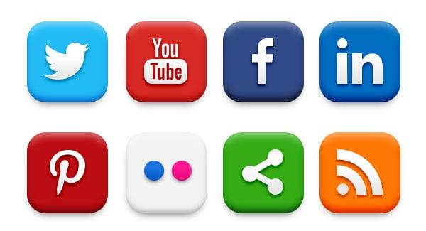 Compartir en redes sociales, boletines de noticias, multilingües…