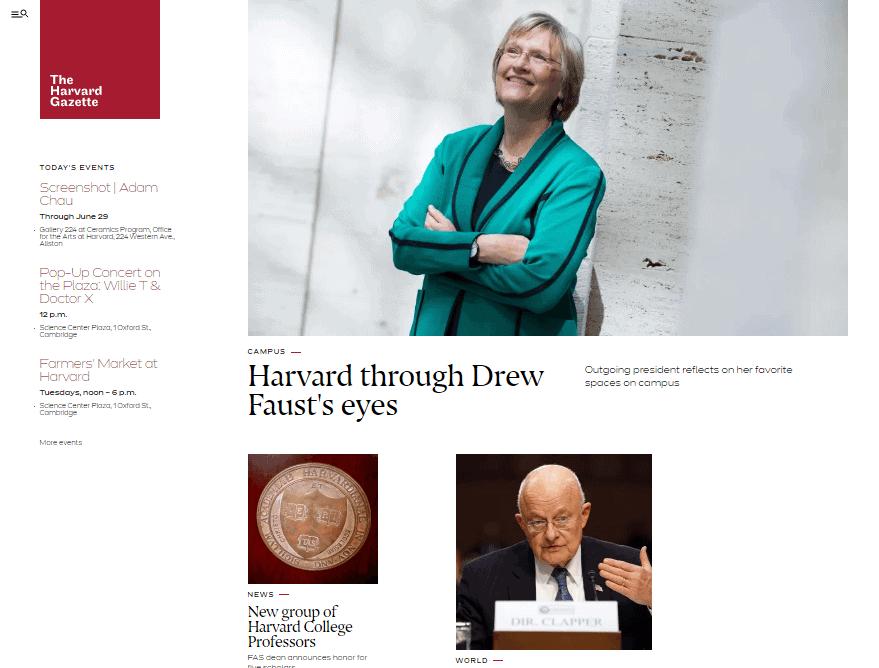 La Gaceta de Harvard