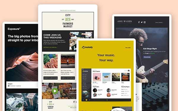 Con MailPoet, es fácil crear un boletín de noticias