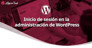 Inicio de sesión en la administración de WordPress