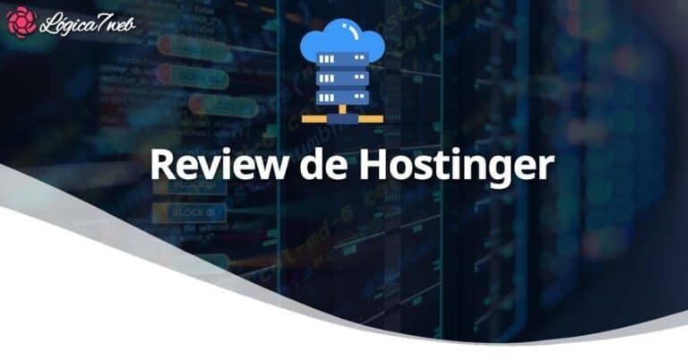 Review de Hostinger